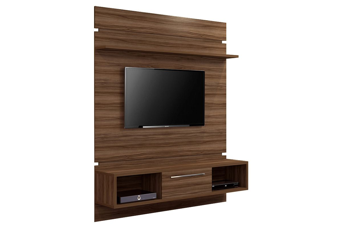 Home Theater Aéreo Paropas Helena p/ TV 50Cor Malbec